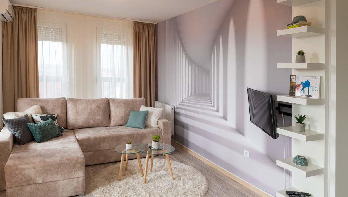 Apartman Bella dnevna soba