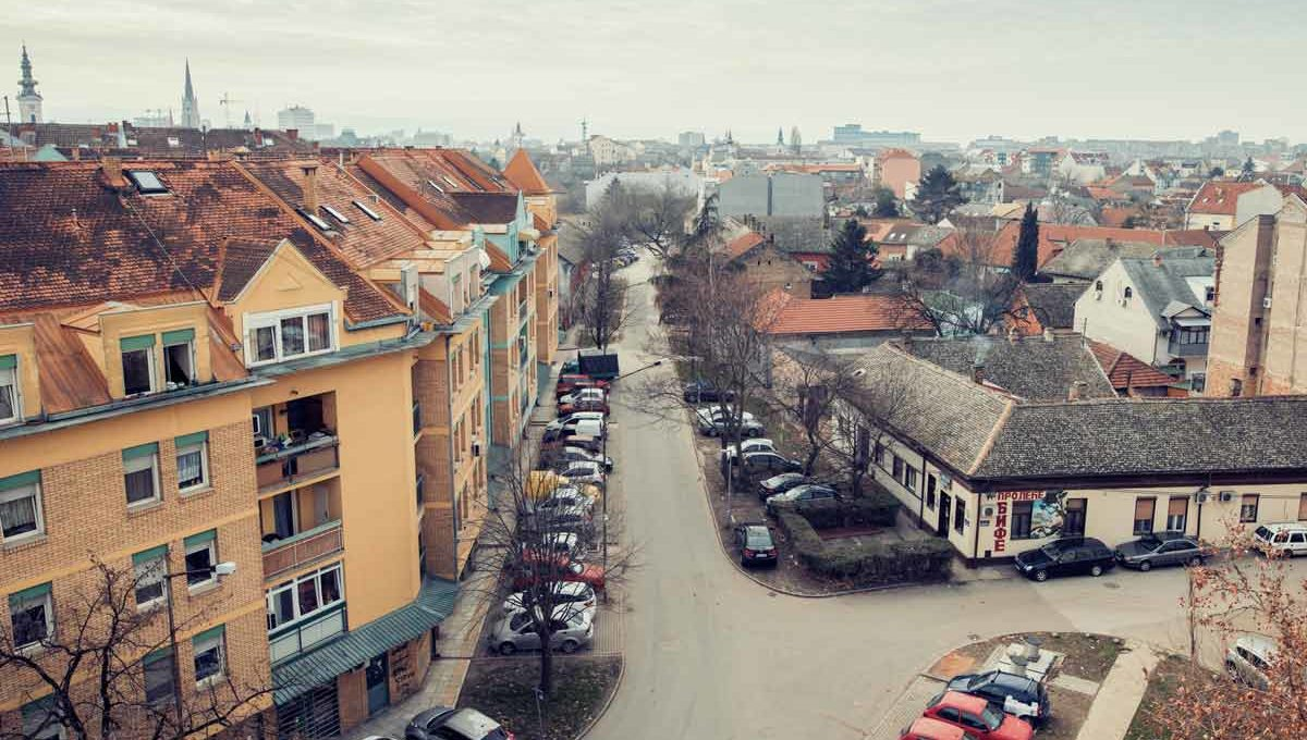 Apartman Bella pogled na Novi Sad