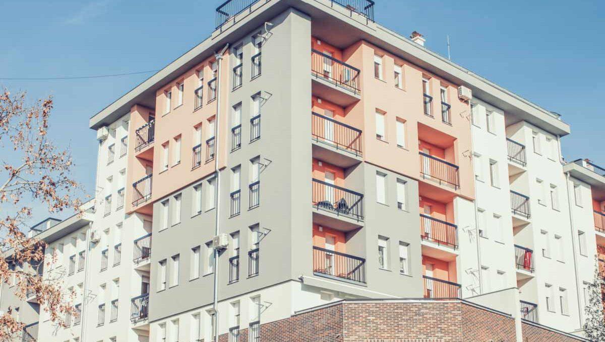 Apartman Bella zgrada