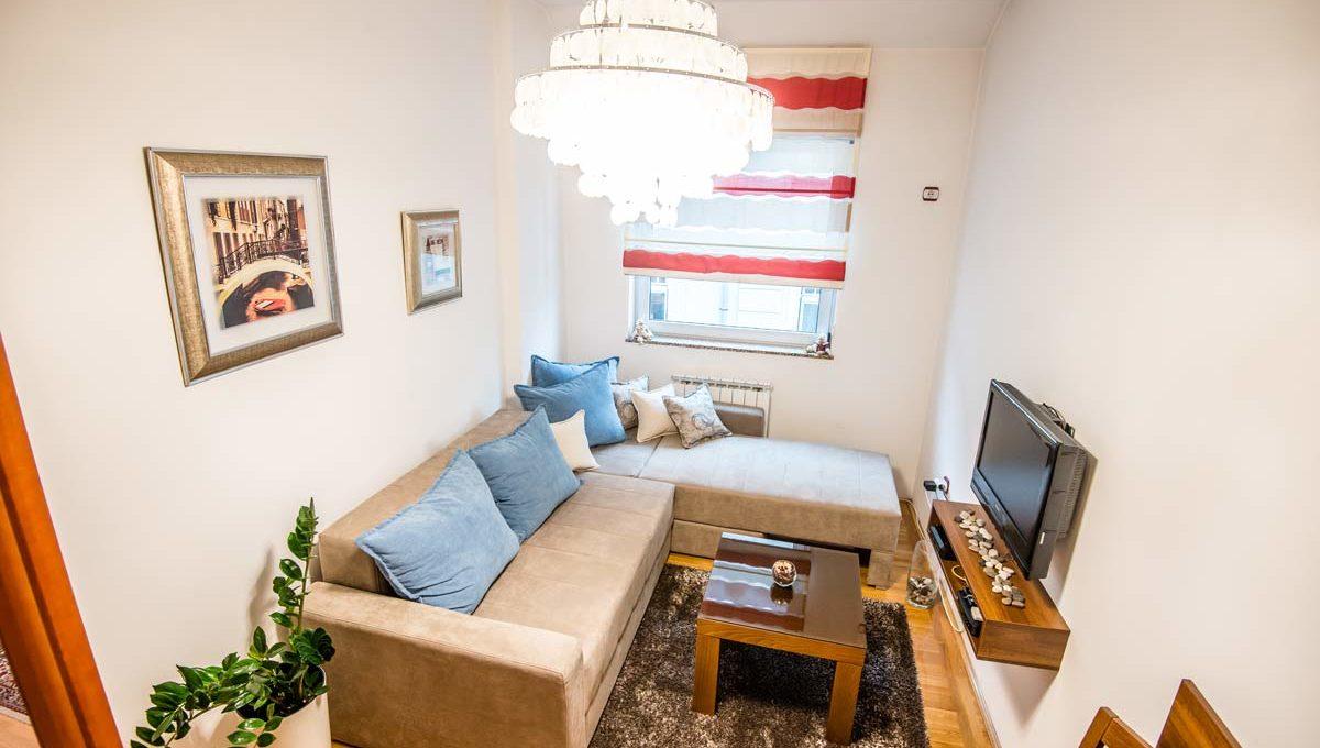 Apartman Marmelo dnevna soba
