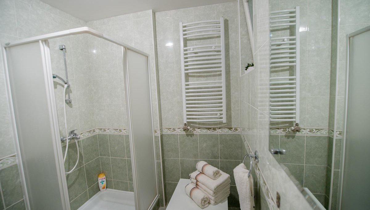 Apartman Rose kupatilo