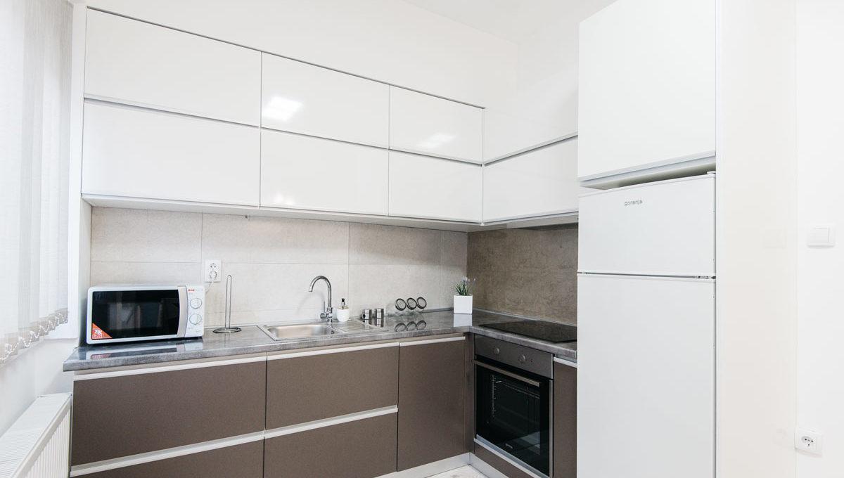 Apartman Silver kuhinja