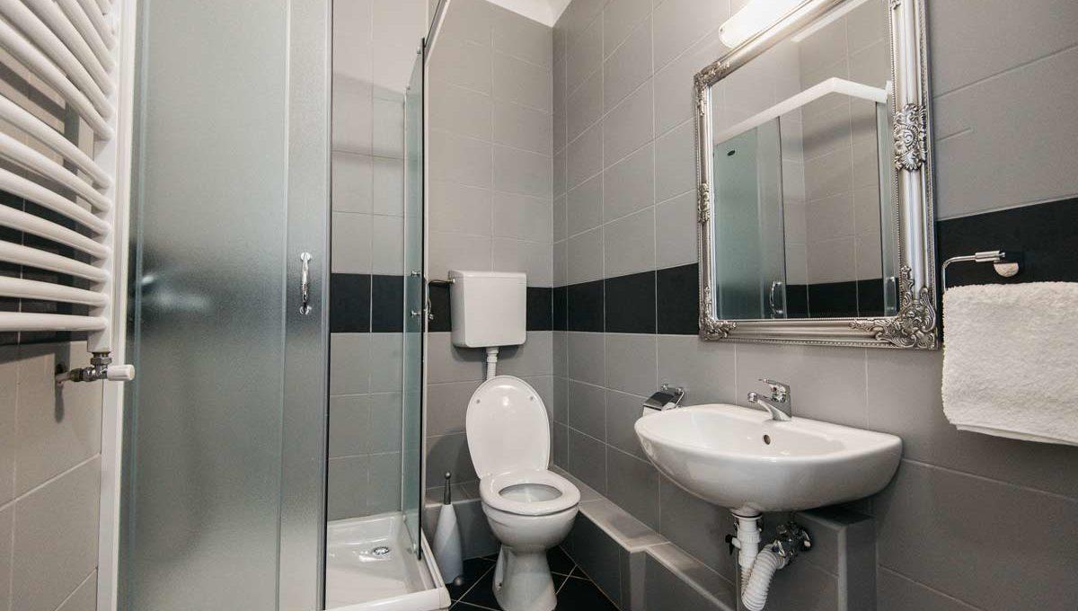 Apartman Silver kupatilo