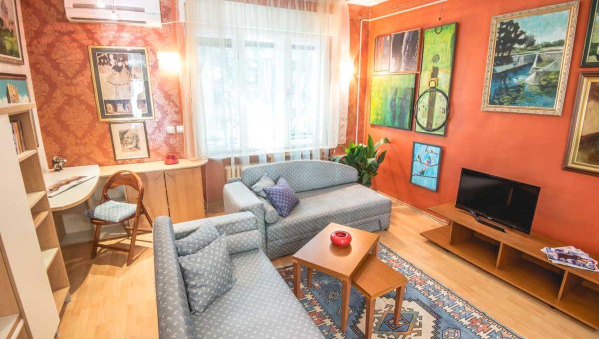 Apartman Sonya dnevna soba