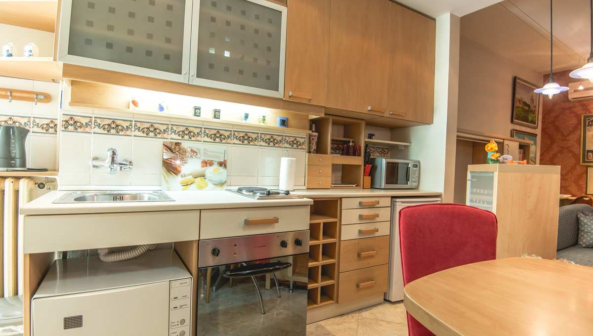 Apartman Sonya kuhinja
