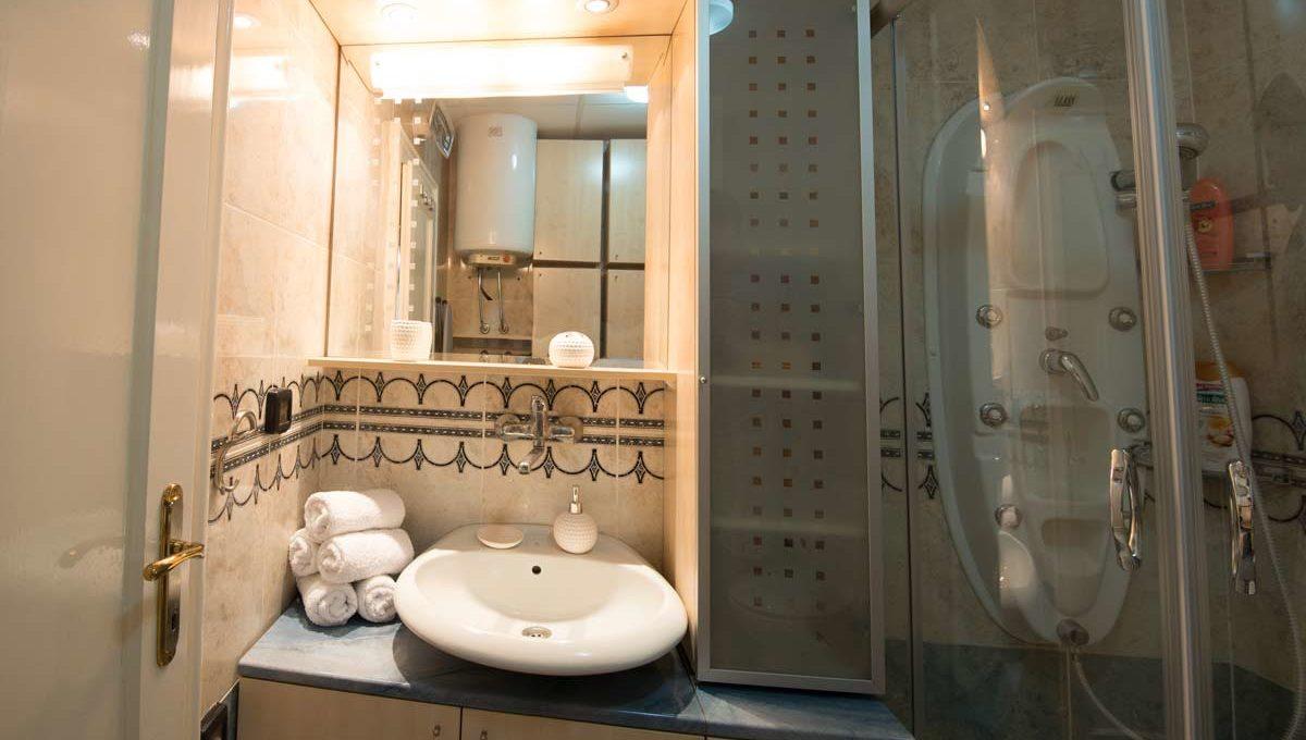 Apartman Sonya kupatilo