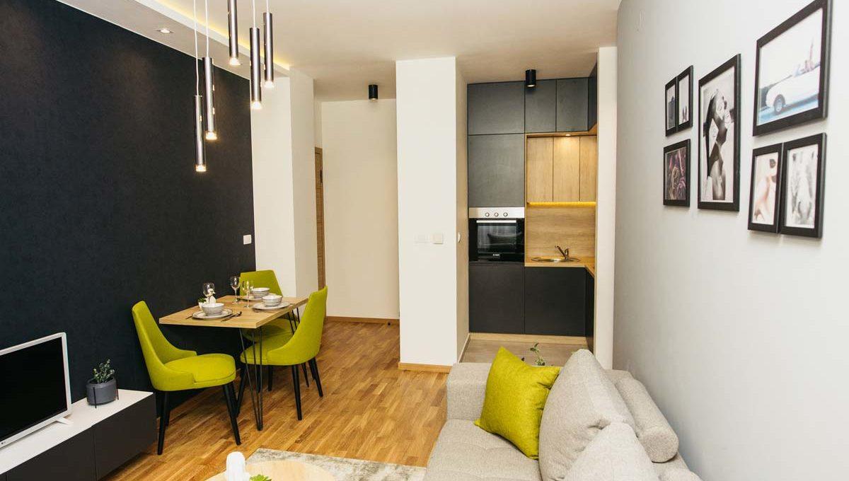 Apartman A14 dnevna soba