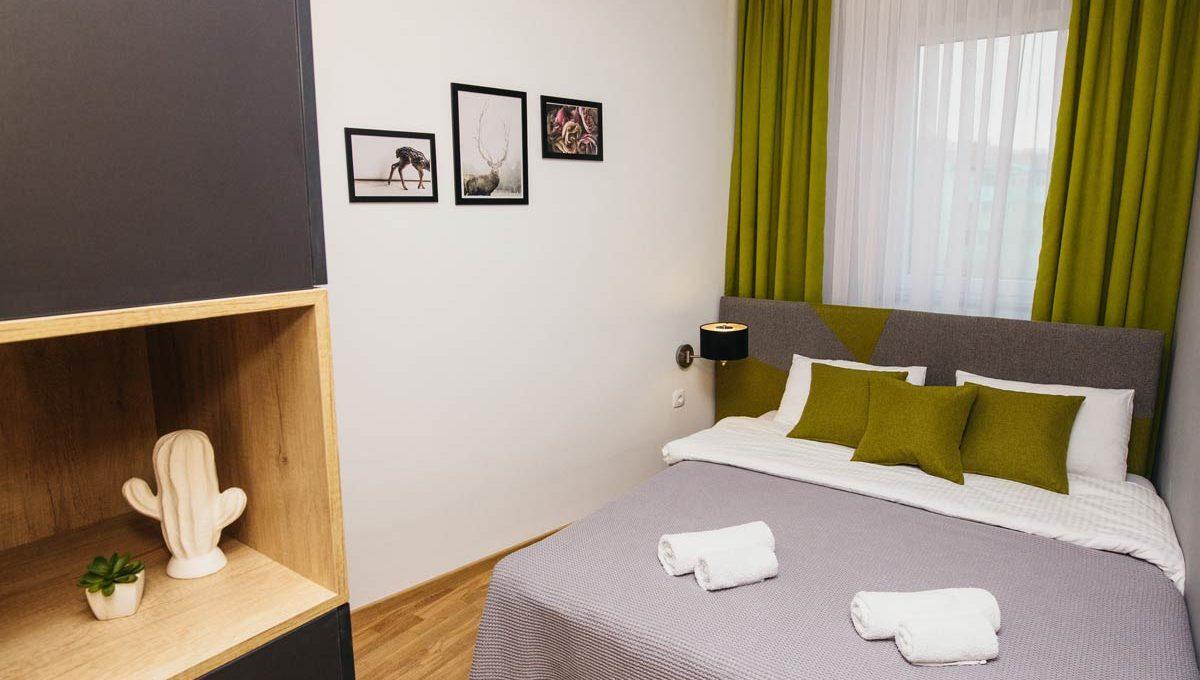 Apartman A14 spavaca soba